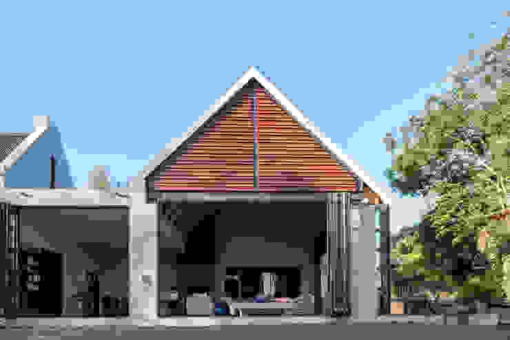 Verandah Extension Modern houses by ENDesigns Architectural Studio Modern