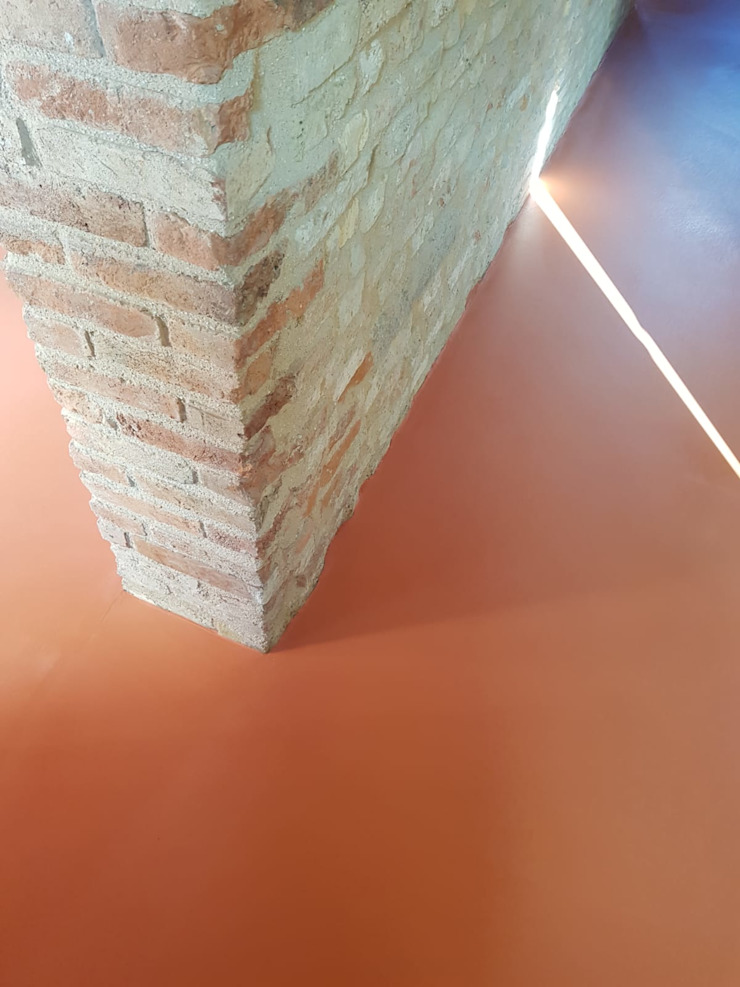 COVERMAX RESINE Floors Orange