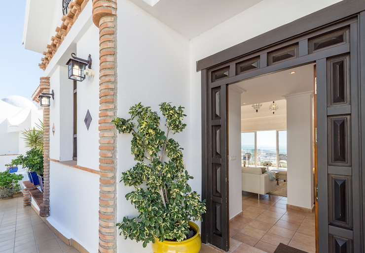 Fachada principal Home & Haus | Home Staging & Fotografía Parcelas de agrado