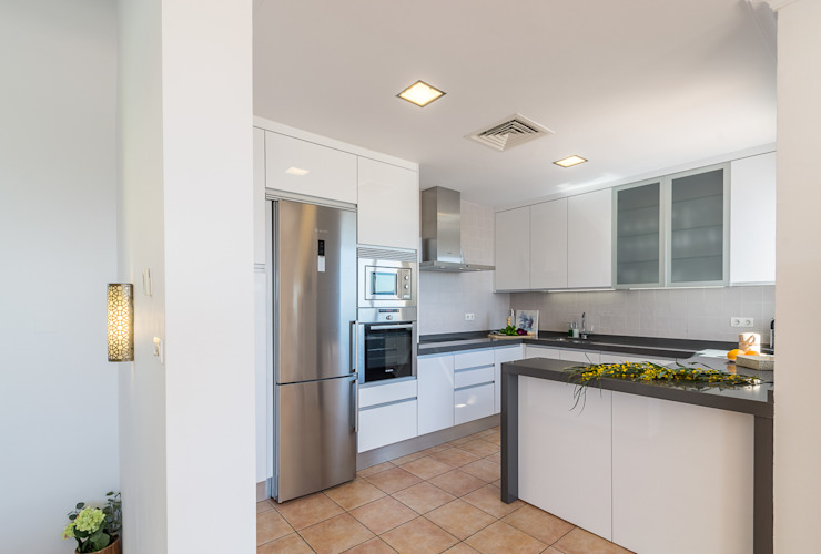 Home & Haus | Home Staging & Fotografía Built-in kitchens