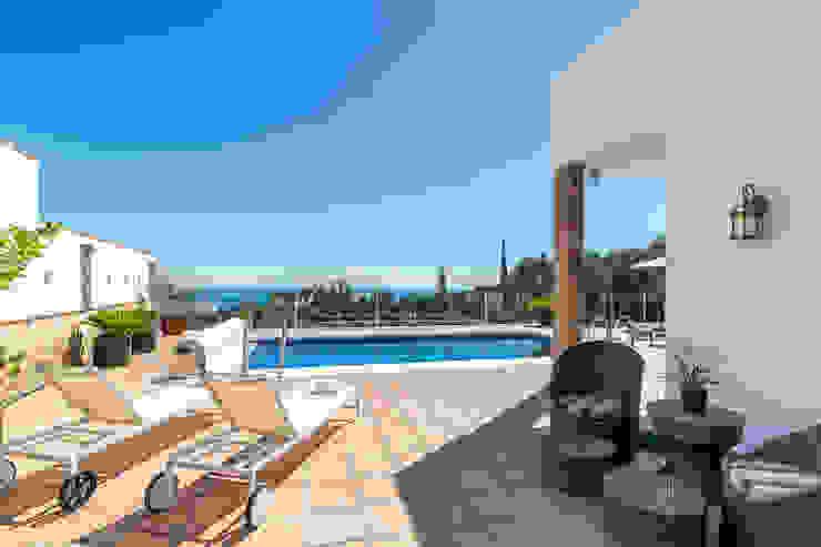 Terraza Home & Haus | Home Staging & Fotografía Balcones y terrazas mediterráneos