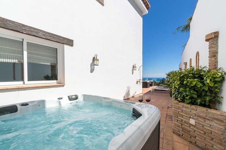 Home & Haus | Home Staging & Fotografía Hot Tubs