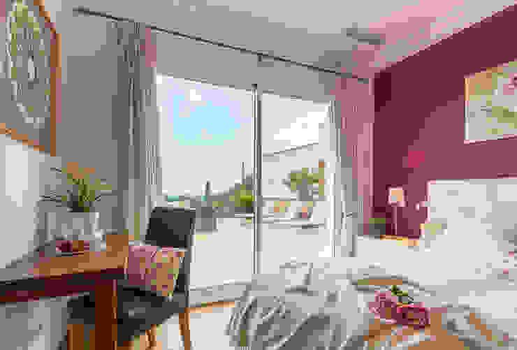 Dormitorio Home & Haus | Home Staging & Fotografía Dormitorios de estilo mediterráneo