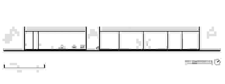 Casa J de Andrés Hincapíe Arquitectos A H A Moderno