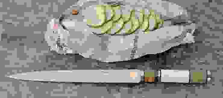Facas artesanais por Industria de Cutelarias - KYNA Knives Clássico