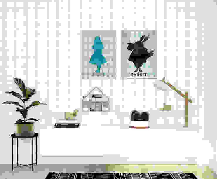 斯堪的納維亞  by Humpty Dumpty Room Decoration, 北歐風