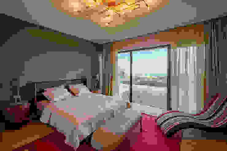 Slash Architects Modern Yatak Odası
