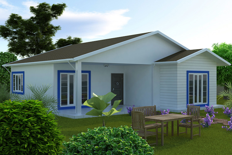 PRODİJİ DİZAYN Prefabricated home