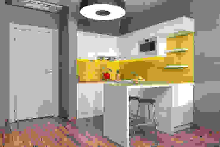PRODİJİ DİZAYN Small kitchens