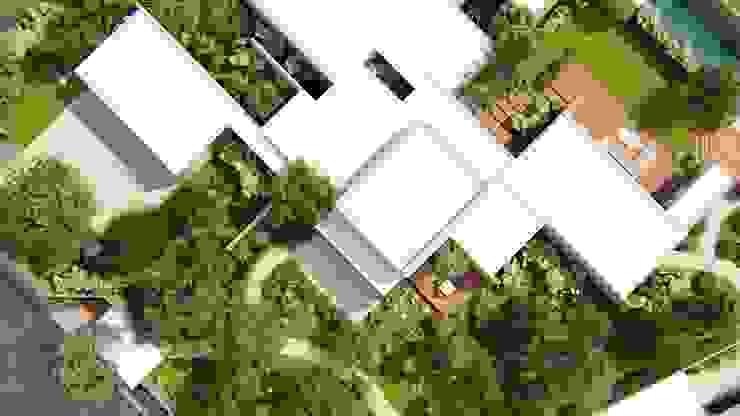 Casa Arboleda Casas modernas de EMERGENTE | Arquitectura Moderno