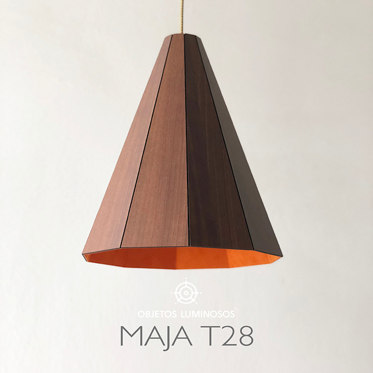 MAJA T28 de OBJETOS LUMINOSOS Moderno