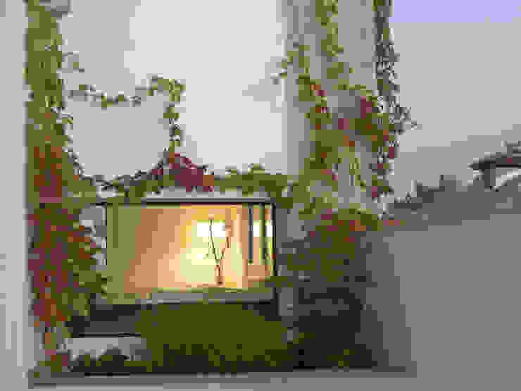 MG arquitectos Modern Terrace
