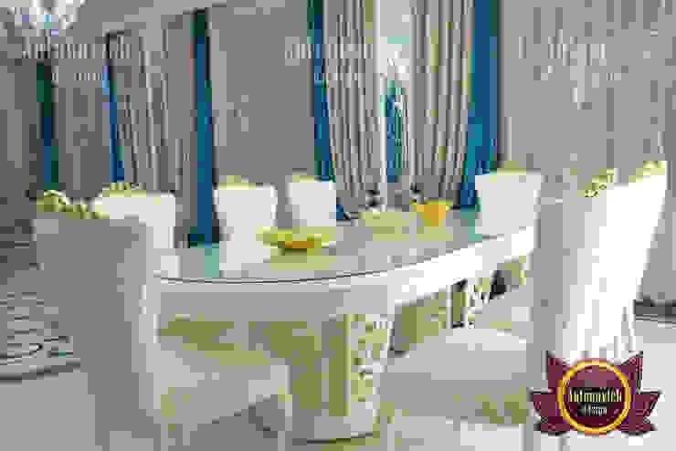 Luxurious Mansion Design by Luxury Antonovich Design