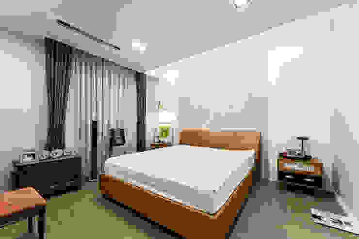 다빈710 ห้องนอน ไม้ White