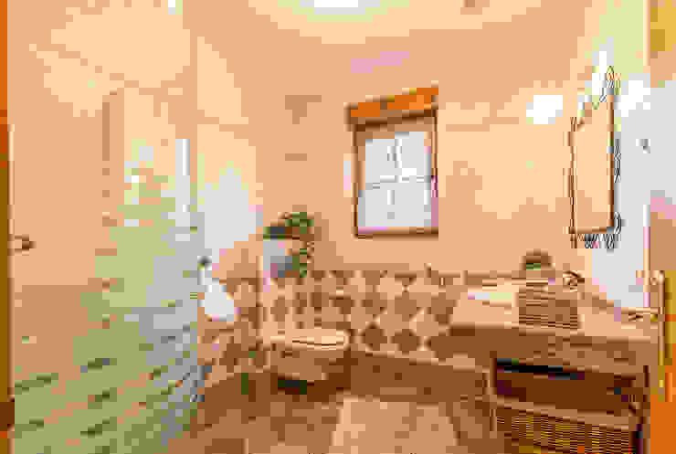 Baño Home & Haus | Home Staging & Fotografía Baños de estilo rústico