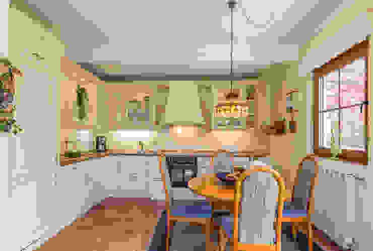 Cocina Home & Haus | Home Staging & Fotografía Cocinas de estilo rústico