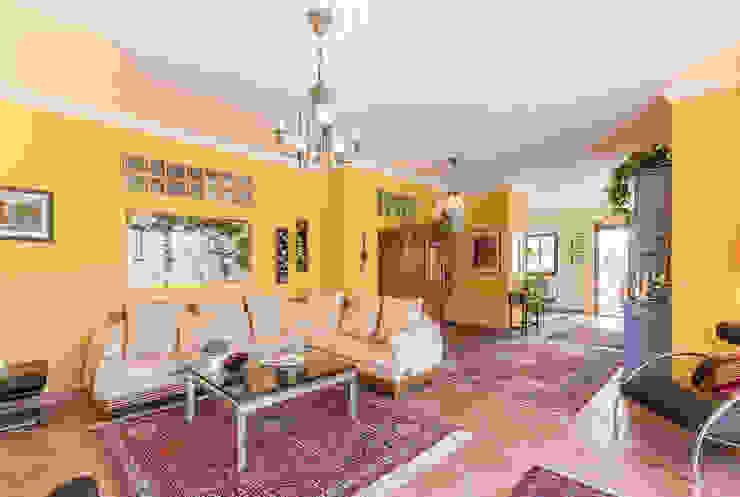 Salón Home & Haus | Home Staging & Fotografía Salones rústicos de estilo rústico