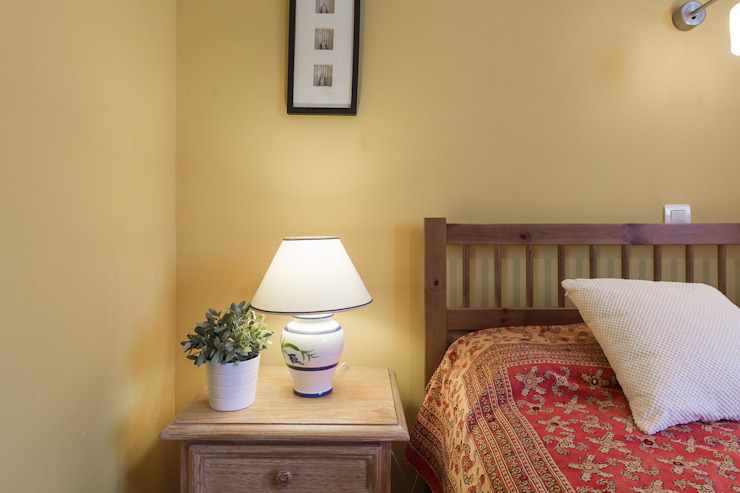 Dormitorio Home & Haus | Home Staging & Fotografía Dormitorios de estilo rústico