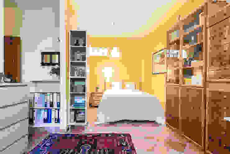 Home & Haus | Home Staging & Fotografía Rustic style bedroom
