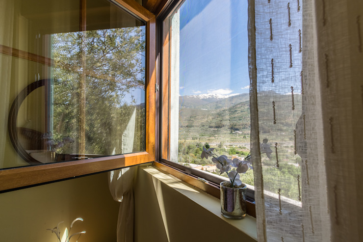 Home & Haus | Home Staging & Fotografía Rustic style windows & doors