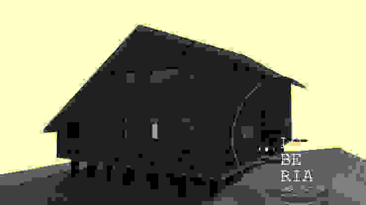 Loberia Arquitectura Maison individuelle
