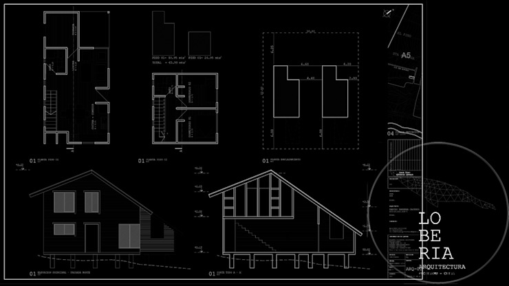 Loberia Arquitectura Detached home