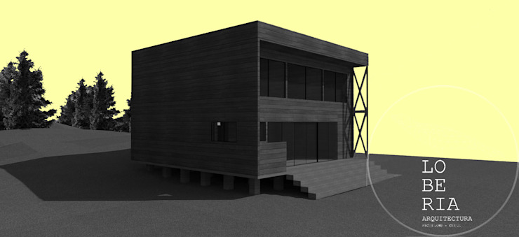 by Loberia Arquitectura Mediterranean