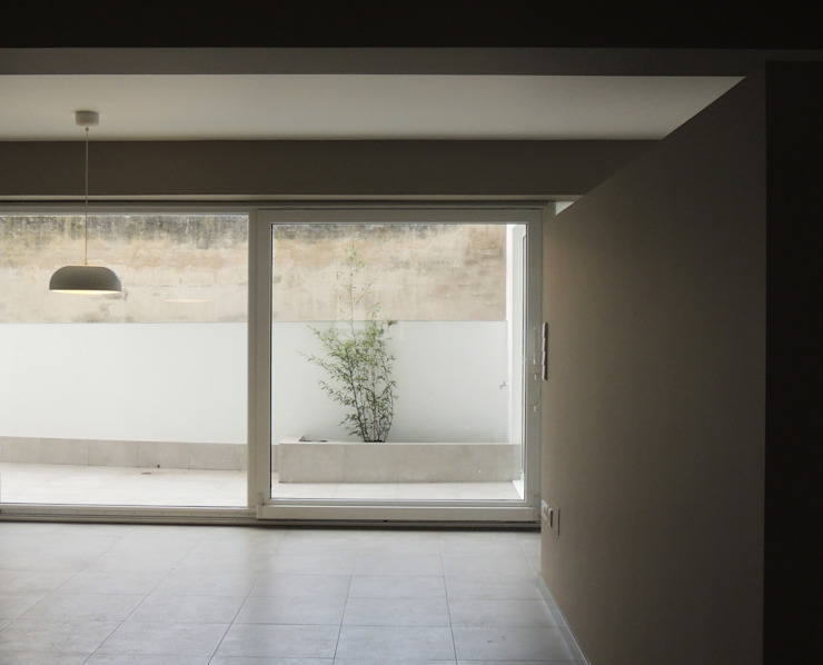 MG arquitectos Living room