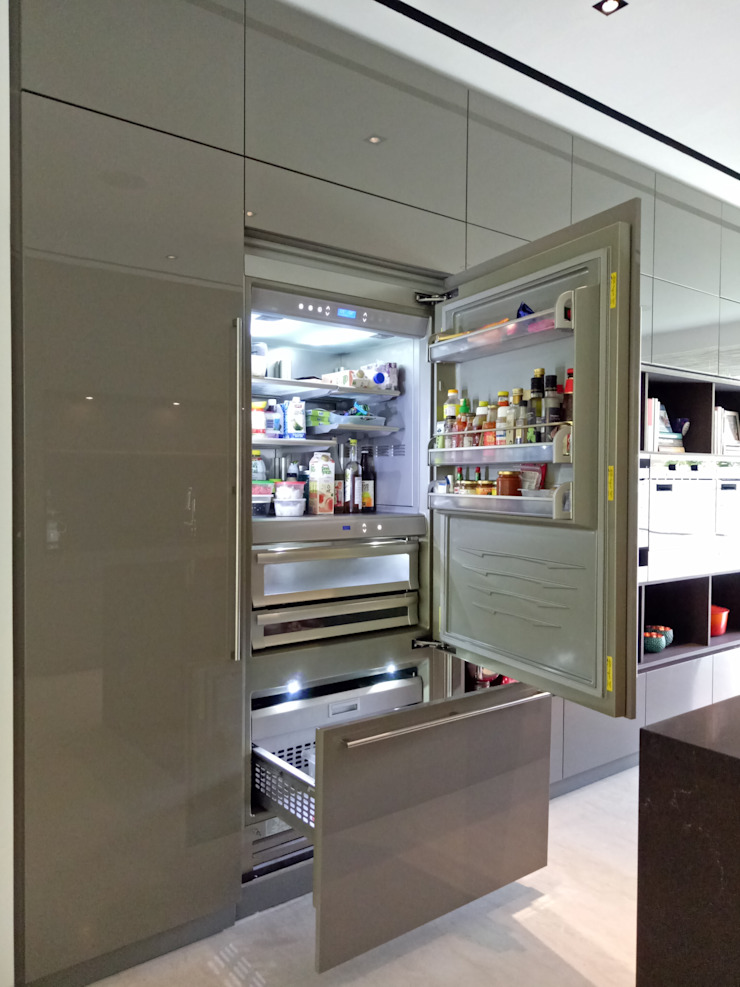 Faber Drive Modern kitchen by Furnistyle Concept Modern