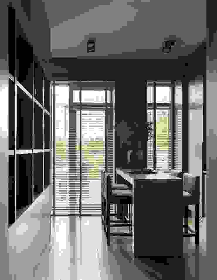 Дизайн бюро Татьяны Алениной Modern dining room