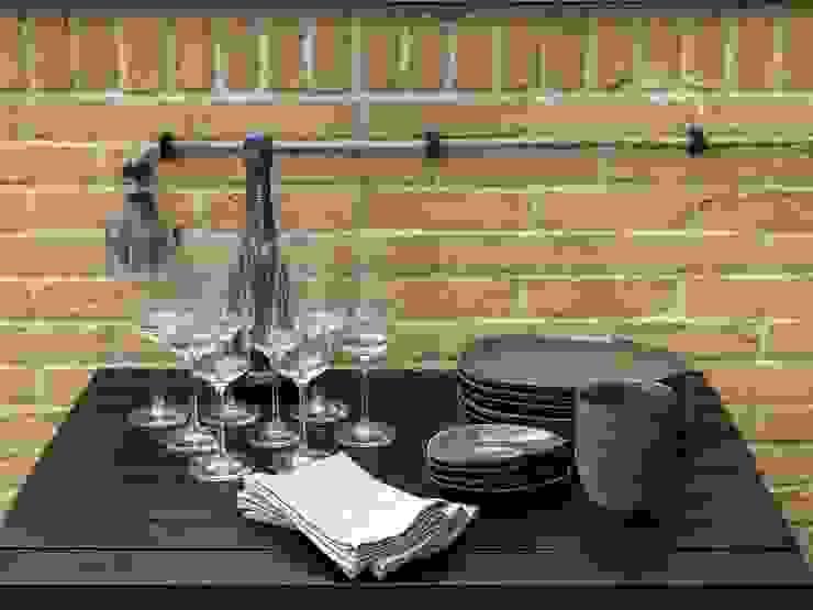 Дизайн бюро Татьяны Алениной Modern balcony, veranda & terrace