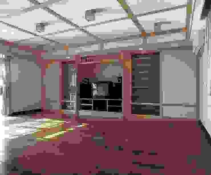 大溪莊園別墅- 陳公館 根據 京采空間設計 古典風
