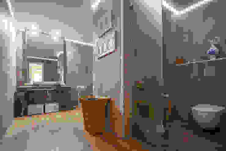 Atelier d'Maison Classic style bathroom