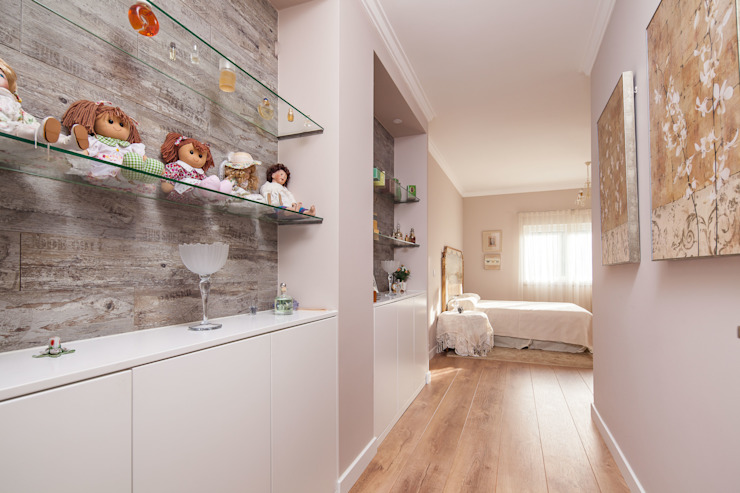 Atelier d'Maison Camera da letto in stile classico