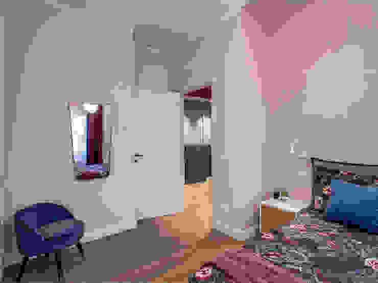 MONTEFALCO Camera da letto moderna di MOB ARCHITECTS Moderno