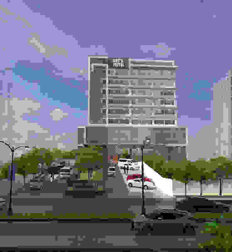 Hotel Gets Semarang Oleh Arsitekpedia