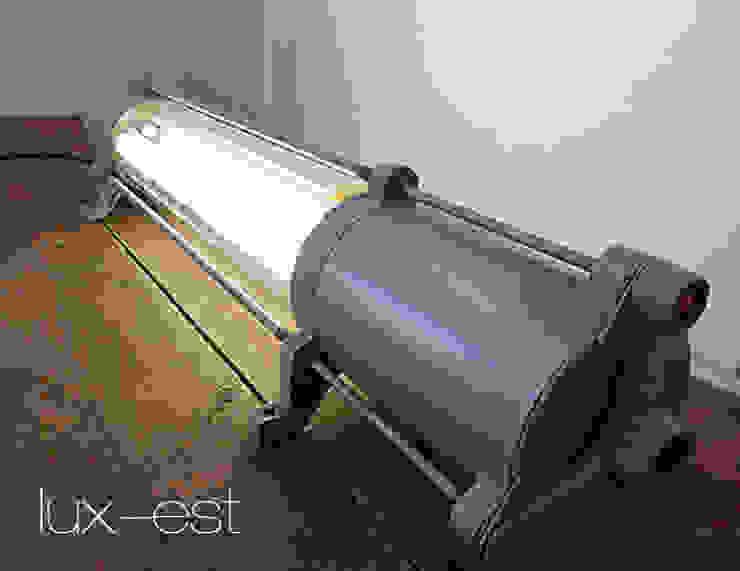 Lux-Est Bars & clubs Aluminium/Zinc Blue