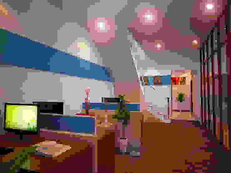 Interior Bank BII Oleh Arsitekpedia