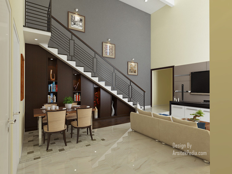 Living room by Arsitekpedia, Modern