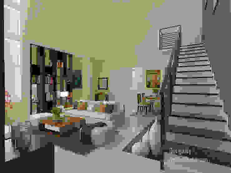 Interior Wahid Hasim Semarang Ruang Keluarga Modern Oleh Arsitekpedia Modern