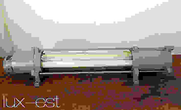 Lux-Est Ingresso, Corridoio & ScaleIlluminazione Alluminio / Zinco Blu