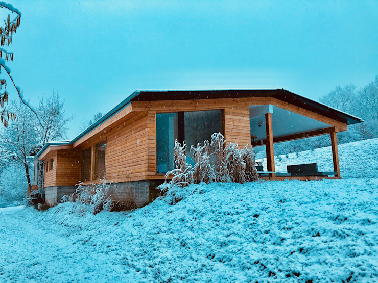 Gartenpavillon Moderne Häuser von Karl Kaffenberger Architektur | Einrichtung Modern