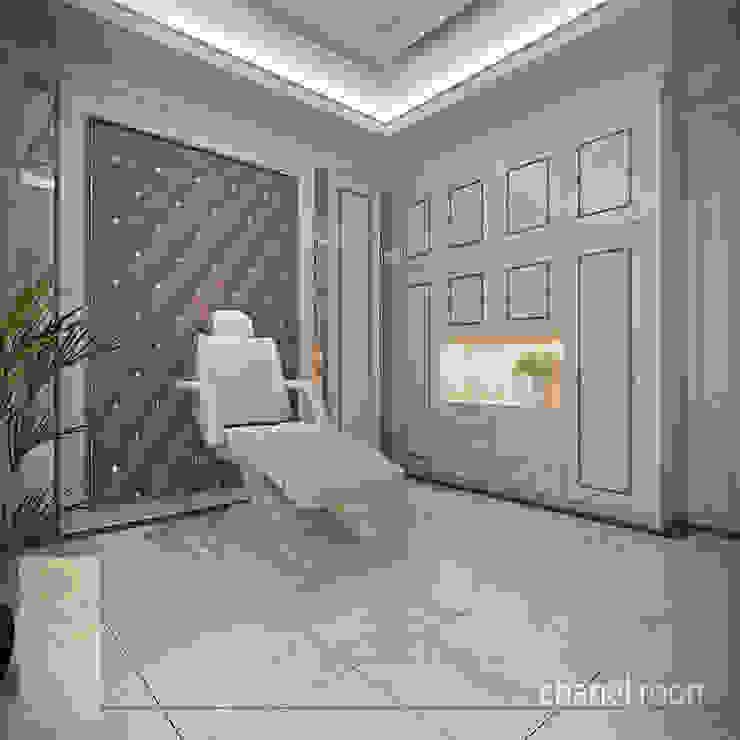 Rumah Tinggal Gandaria Ruang Media Klasik Oleh Studio Ardhyaksa Klasik
