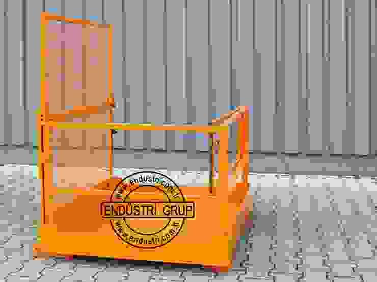 ENDÜSTRİ GRUP - Forklift Personel Adam Taşıma Sepeti ENDÜSTRİ GRUP Endüstriyel