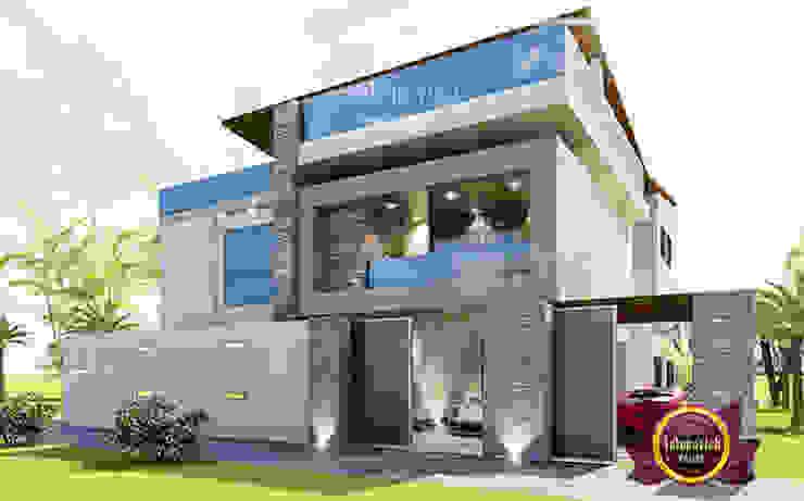 Beautiful Industrial Home Design by Luxury Antonovich Design