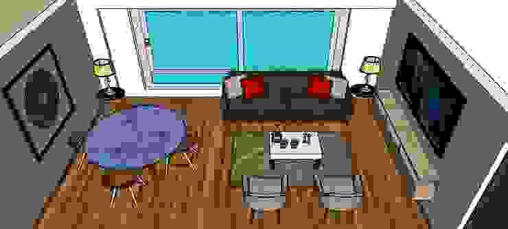 MARSHEL DUART SRL Minimalist dining room