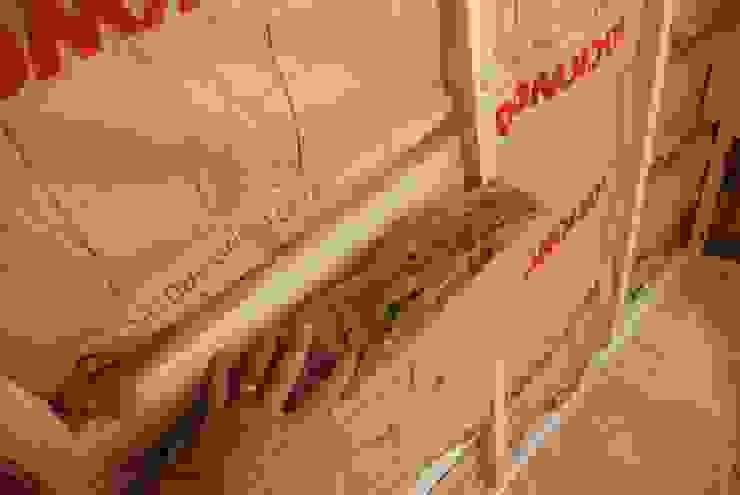 Aislamiento de la casa de madera habitable de Construcción de casetas de Madera en Madrid Clásico