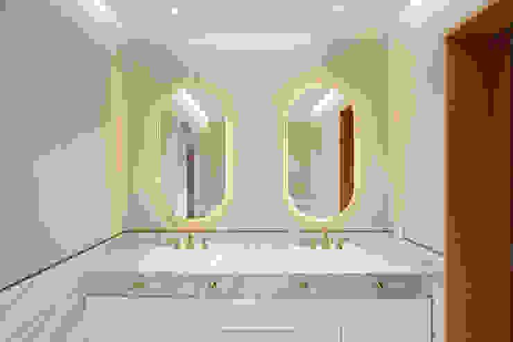 Ванные комнаты в . Автор – ZEROSQUARE