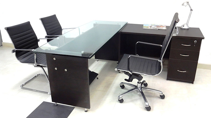 MARSHEL DUART SRL Oficinas de estilo moderno