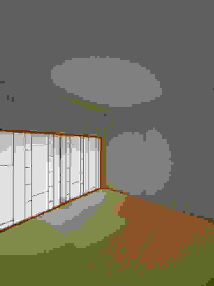 イシウエヨシヒロ建築設計事務所 YIA Modern media room